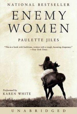 Enemy Women - Cassette by Paulette Jiles