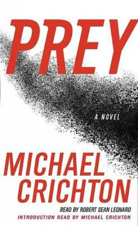 Prey - Cassette by Michael Crichton