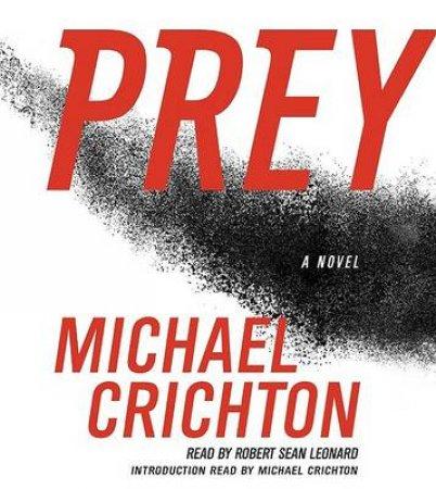 Prey - CD by Michael Crichton