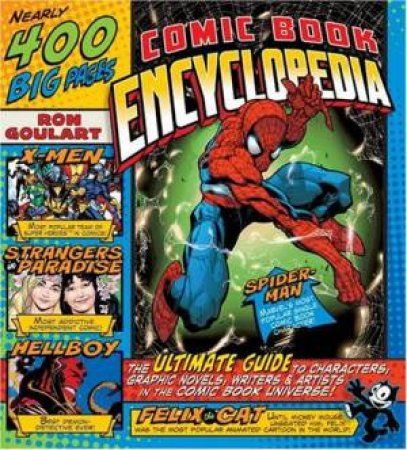 Comic Book Encyclopedia by Ron Goulart