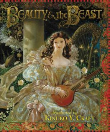 Beauty And The Beast by Mahlon F Craft & Kinuko Y. Craft