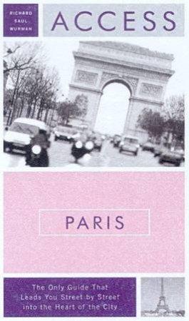 Access Paris - 9 ed by Richard Saul Wurman