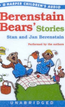Berenstain Bears' Stories Holiday Collection - Cassette by Stan & Jan Berenstain