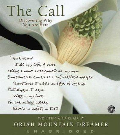 The Call - CD by Oriah Mountain Dreamer