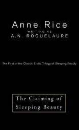 The Claiming Of Sleeping Beauty - Cassette by Anne Rice