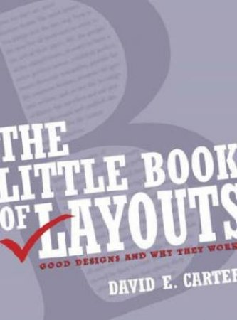 The Little Book Of Layouts by David E Carter