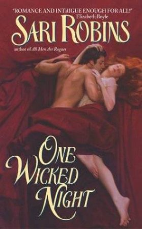 One Wicked Night by Sari Robins