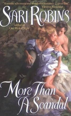 More Than A Scandal by Sari Robins