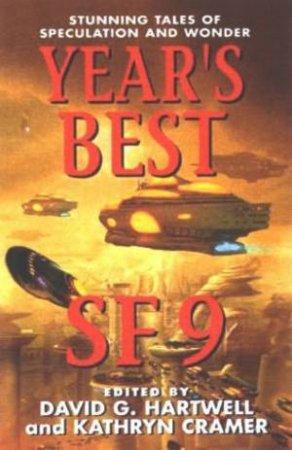 Year's Best SF 9 by David Hartwell & Kathryn Cramer