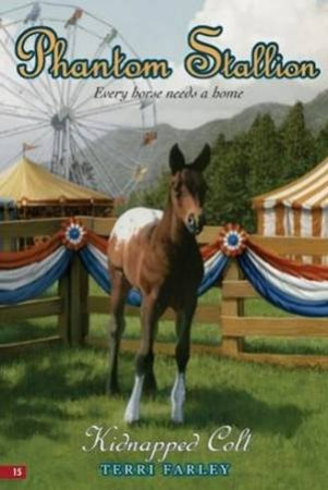 Kidnapped Colt by Terri Farley