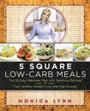 5 Square Low Carb Meals