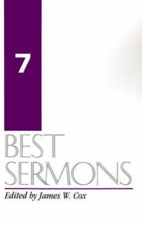 Best Sermons by James W Cox