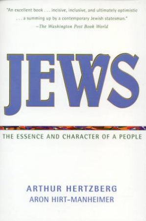 Jews by Arthur Hertzberg