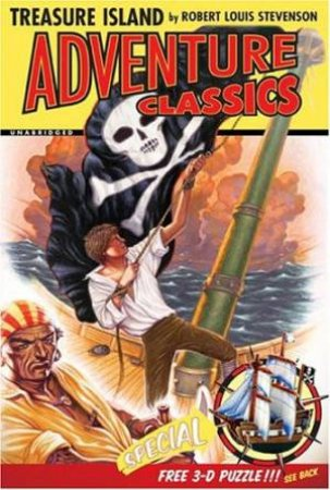Adventure Classics: Treasure Island by Robert Louis Stevenson