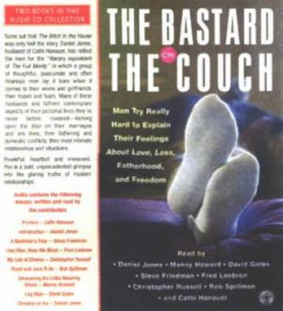 The Bastard On The Couch - CD by Daniel Jones