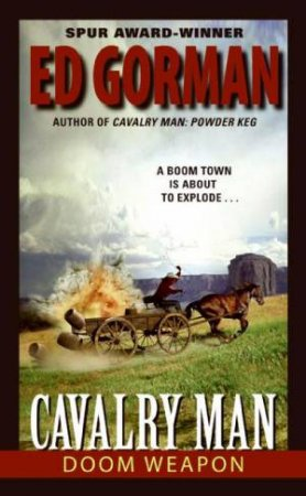 Cavalry Man: Doom Weapon by Ed Gorman