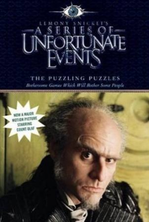 A Series Of Unfortunate Events: The Puzzling Puzzles by Lemony Snicket