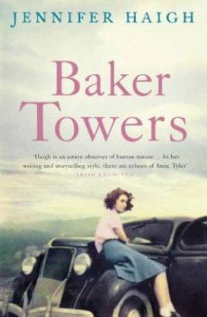 Baker Towers - CD by Jennifer Haigh
