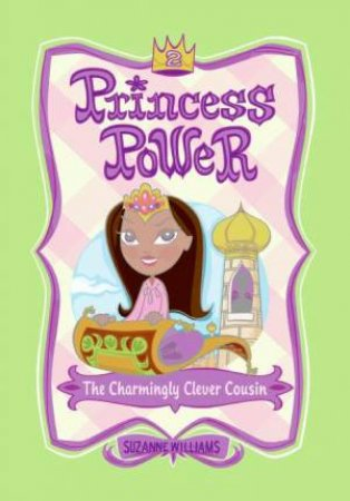 The Charmingly Clever Cousin by Suzanne Williams