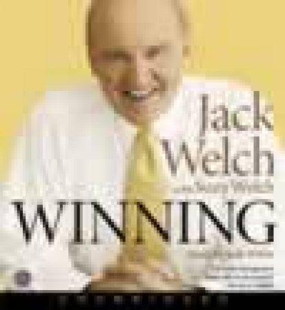 Winning - CD by Jack Welch