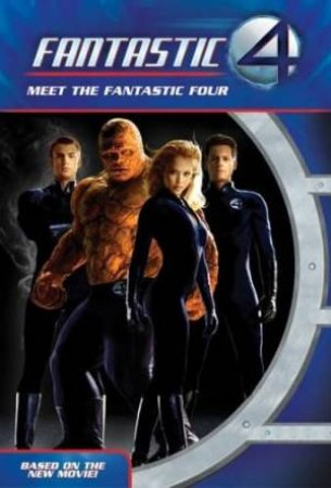 Meet The Fantastic Four: Festival Reader by Monique Z Stephens