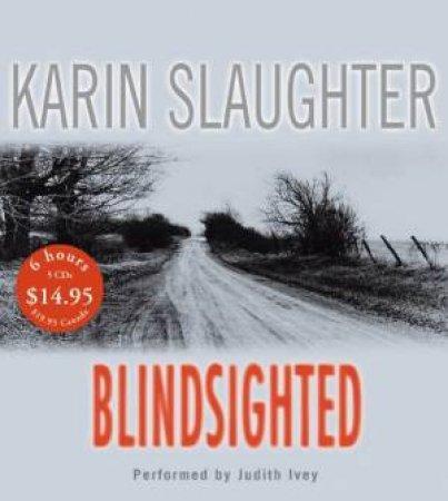 Blindsighted - CD by Karin Slaughter