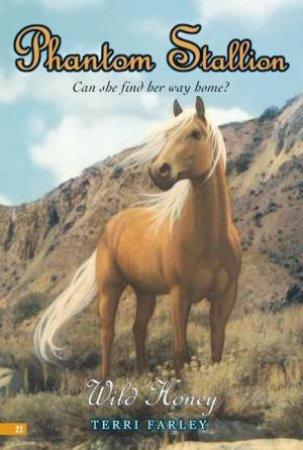 Phantom Stallion #22: Wild Honey by Terri Farley