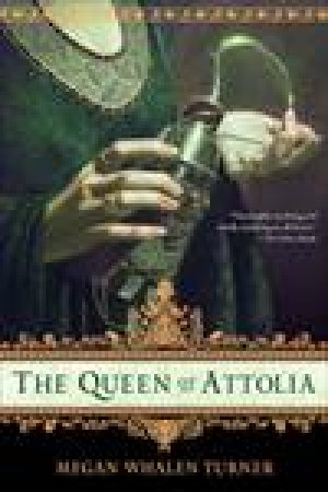 Queen of Attolia by Megan Whalen Turner