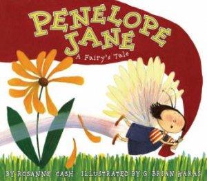 Penelope Jane: A Fairy's Tale by Rosanne Cash