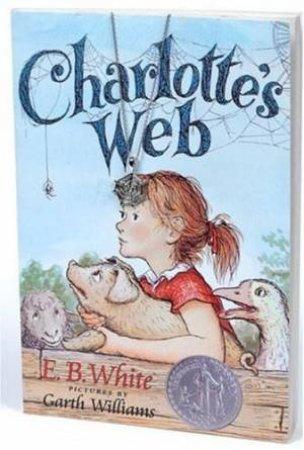 Charming Classics: Charlotte's Web by E B White