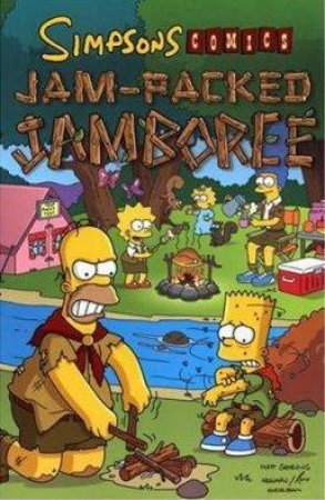 The Simpsons Comics:  Jam-Packed Jamboree by Matt Groening