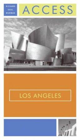 Access Los Angeles by Richard Saul Wurman