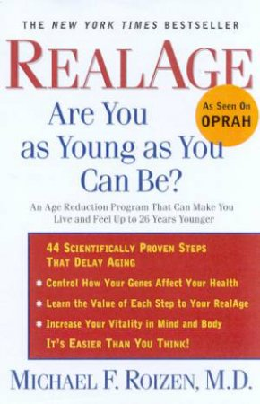 Real Age by Dr Michael F Roizen