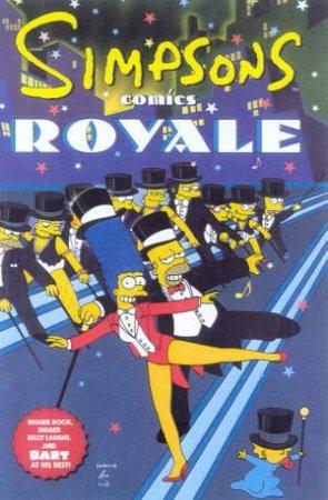 Simpsons Comics Royale by Matt Groening