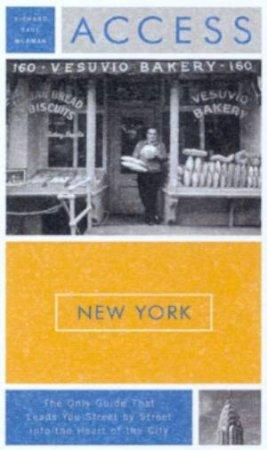 Access New York - 10 ed by Richard Saul Wurman