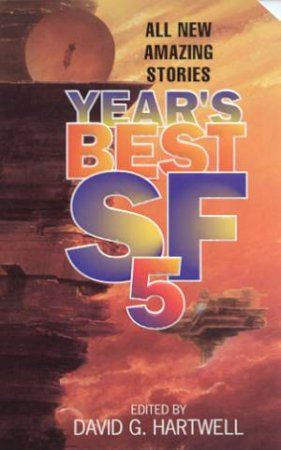 Year's Best Science Fiction 5 by David G Hartwell