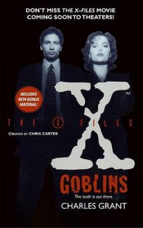 X Files Goblins 01 by Charles Grant