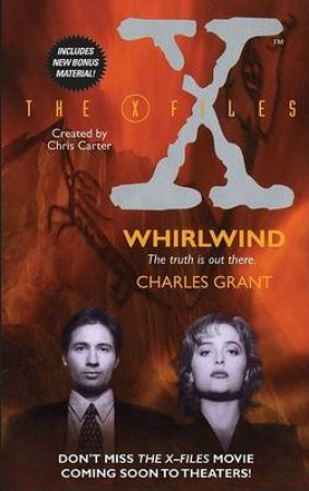 X Files Whirlwind by Charles Grant