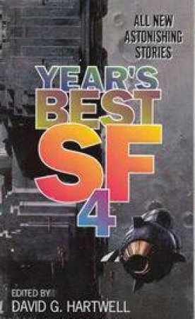 Year's Best Science Fiction 4 by David G Hartwell