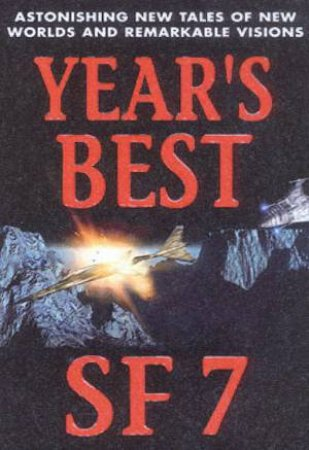 Year's Best Science Fiction 7 by David G Hartwell