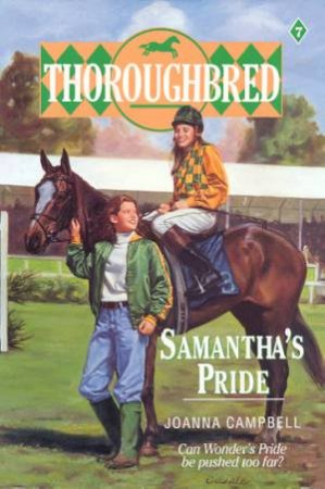 Samantha's Pride by Joanna Campbell
