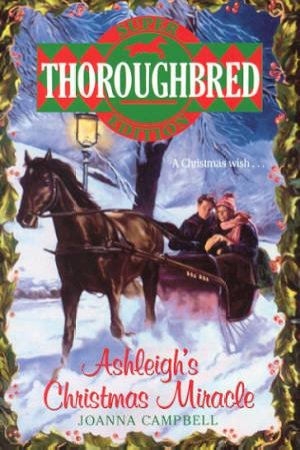 Ashleigh's Christmas Miracle by Joanna Campbell