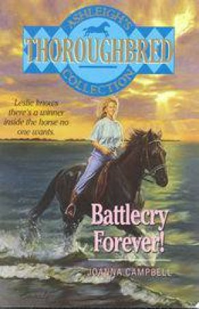 Battlecry Forever by Joanna Campbell