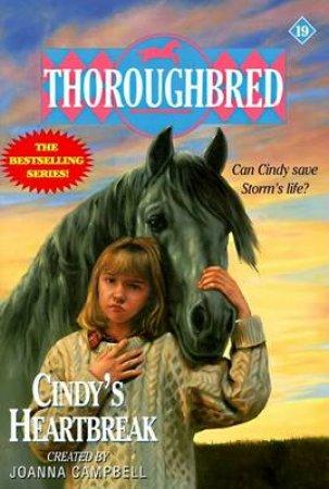 Cindy's Heartbreak by Joanna Campbell