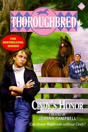 Cindy's Honor by Joanna Campbell