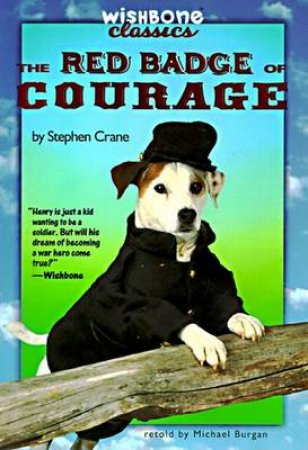 Red Badge Of Courage by Michael Burgan