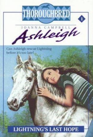 Lightning's Last Hope by Joanna Campbell