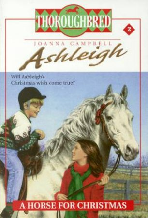 A Horse For Christmas by Joanna Campbell