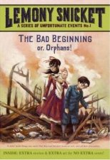 The Bad Beginning Or Orphans