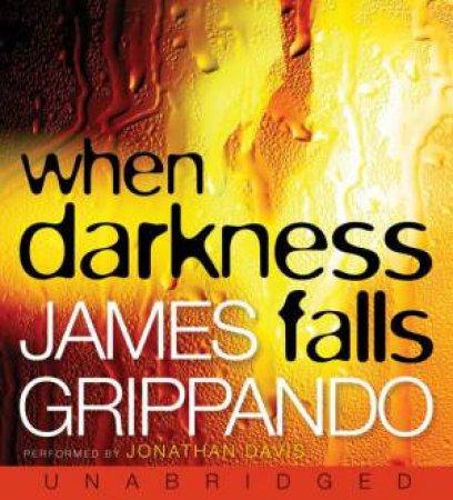 When Darkness Falls Unabridged by James Grippando
